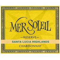 Mer Soleil 2017 Chardonnay Reserve, Santa Lucia Highlands