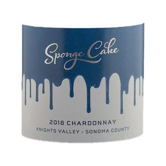 Sponge Cake 2018 Chardonnay, Knights Valley