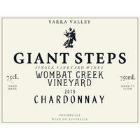 Giant Steps 2019 Chardonnay, Wombat Creek Vyd., Yarra Valley