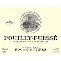 Roc des Boutires 2017 Pouilly-Fuisse