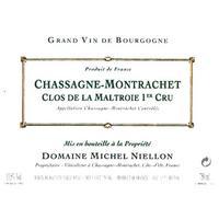 Chassagne-Montrachet, Maltroie 1er Cru 2013 Michel Niellon