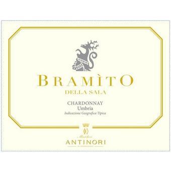 Marchesi Antinori 2019 Chardonnay, Bramito del Cervo, Castello della Sala, IGT Umbria