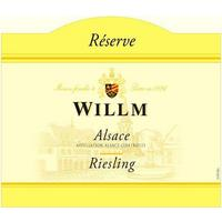 Willm 2018 Riesling Reserve, Alsace