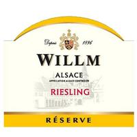 Willm 2019 Riesling Reserve, Alsace