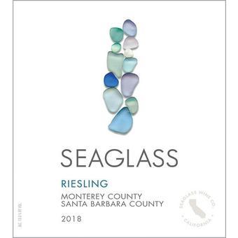 Seaglass 2018 Riesling, Monterey/Santa Barbara