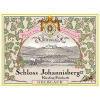 Schloss Johannisberg 2018 Riesling, Feinherb, Gelblack