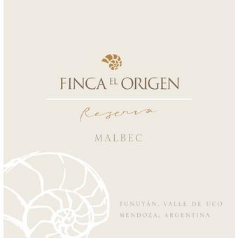 Finca El Origen 2019 Reserva Malbec, Mendoza