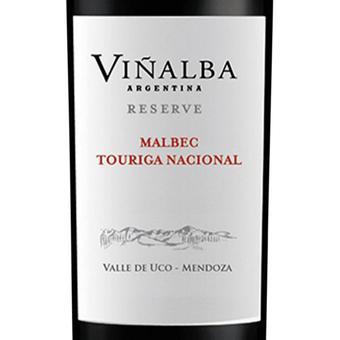 Vinalba 2019 Reserve Malbec/Touriga Nacional, Uco Valley, Mendoza
