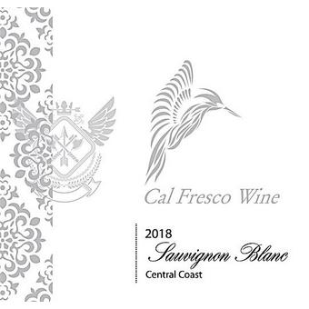 Cal Fresco 2018 Sauvignon Blanc, Central Coast
