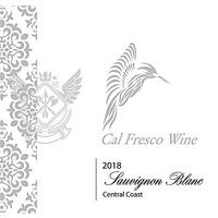 Cal Fresco 2018 Sauvignon Blanc, Central Coast