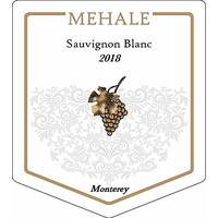 Mehale 2018 Sauvignon Blanc, Monterey