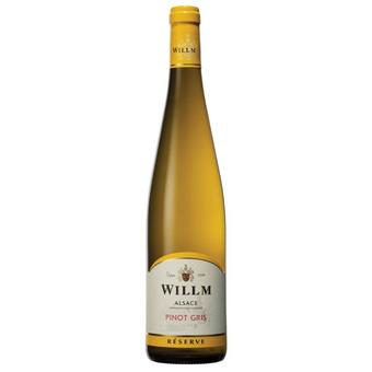 Willm 2018 Pinot Gris Reserve, Alsace