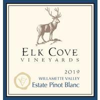 Elk Cove 2019 Pinot Blanc Estate, Willamette Valley
