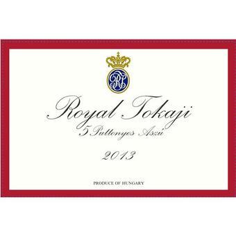 Royal Tokaji 2013 Tokaji Aszu, 5 Puttonyos, 500ml