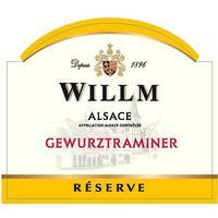 Willm 2018 Gewurztraminer Reserve, Alsace