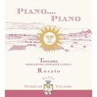 Terre Di Talamo 2019 Rosato, Piano Piano, Toscana IGT