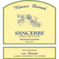 Reserve Durand 2019 Sancerre