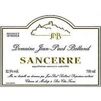 Sancerre 2019 Domaine Jean-Paul Balland