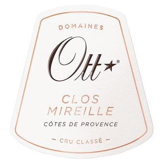 Domaines Ott 2019 Rose, Clos Mireille, Grand Cru, Cotes de Provence