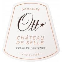 Domaines Ott 2019 Rose, Chateau de Selle, Grand Cru, Cotes de Provence