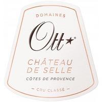 Domaines Ott 2020 Rose, Chateau de Selle, Grand Cru, Cotes de Provence