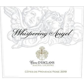 Whispering Angel 2019 Rose Cote de Provence, Caves D'Esclans