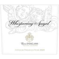 Whispering Angel 2020 Rose Cote de Provence, Caves D'Esclans