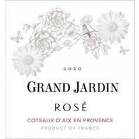 Grand Jardin 2020 Rose, Coteaux d'Aix-en-Provence