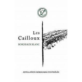 Les Cailloux 2019 Sauvignon Blanc, Bordeaux White
