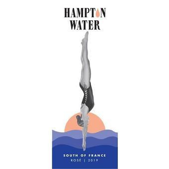 Hampton Water 2019 Rose, Languedoc-Roussillon