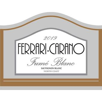 Ferrari-Carano 2019 Fume Blanc, North Coast