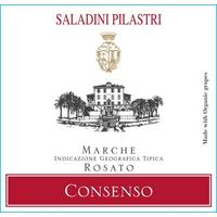 Saladini Pilastri 2019 Consenso Rose, Marche IGT