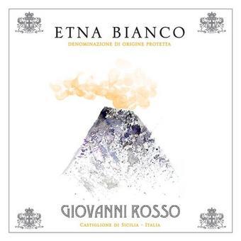 Giovanni Rosso 2018 Etna Bianco