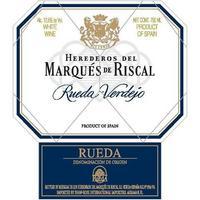 Marques De Riscal 2019 Rueda