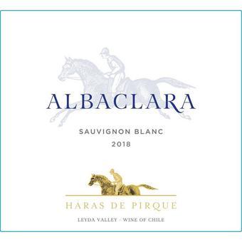 Haras de Pirque 2018 Sauvignon Blanc Gran Reserva, Albaclara, Maipo Valley