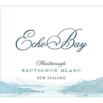 Echo Bay 2018 Sauvignon Blanc, Marlborough