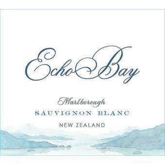 Echo Bay 2019 Sauvignon Blanc, Marlborough