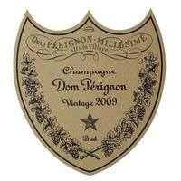 Dom Perignon 2009 Brut Vintage Champagne