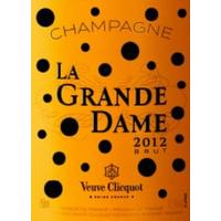 Veuve Clicquot 2012 Grand Dame Champagne Limited Edition Designed by Yayoi Kusama