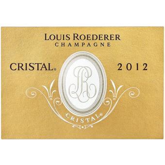 Louis Roederer Cristal 2012 Brut Champagne