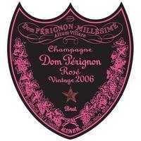 Dom Perignon 2006 Rose Champagne