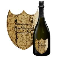 Dom Perignon 2008 Brut, Limited Edition Gift Designed by Lenny Kravitz