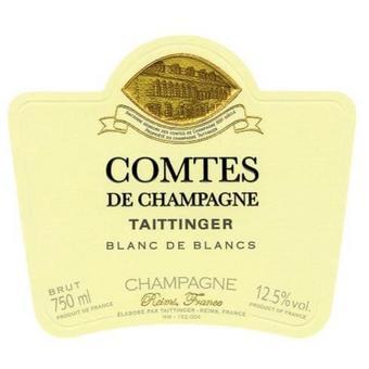 Taittinger 2008 Comtes de Champagne Blanc de Blancs Brut