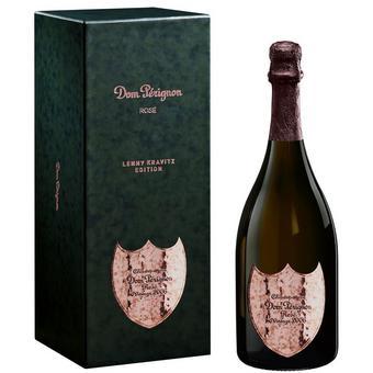 Dom Perignon 2006 Rose Brut, Limited Edition Gift Designed by Lenny Kravitz