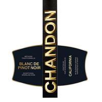 Chandon NV Blanc de Pinot Noir Sparkling, California