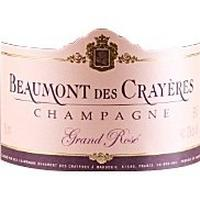 Beaumont des Crayeres NV Grand Rose Brut Champagne