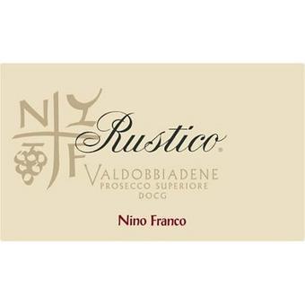 Nino Franco, Prosecco, Rustico Brut NV