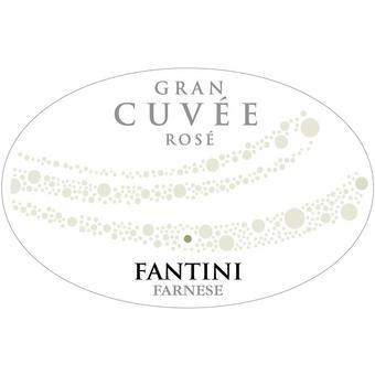 Fantini Brut NV Gran Cuvee Rose