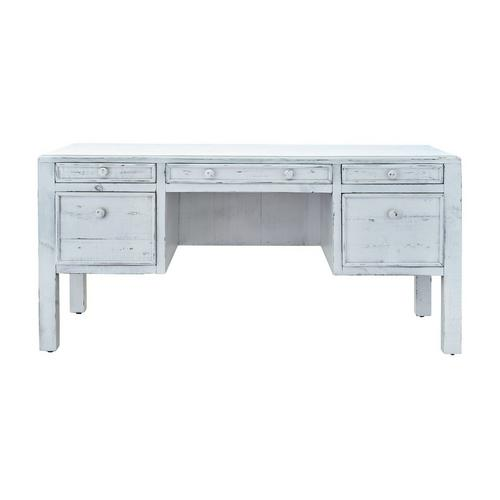 Leo Desk in White