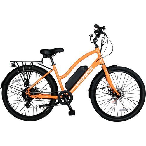 Beach Cruiser e-Bike - Orange